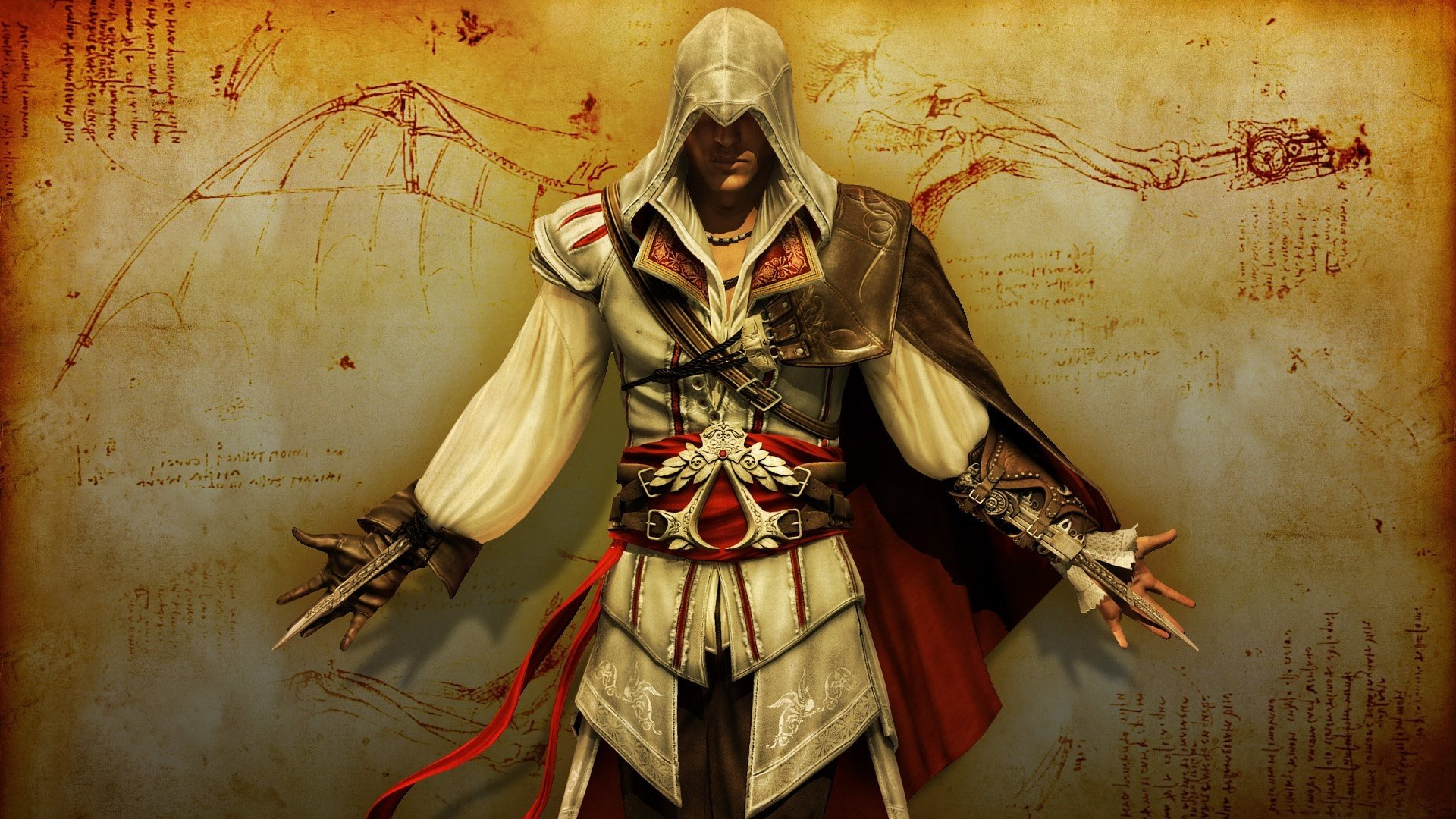 Assassin S Creed 2 Wallpapers Hd For Desktop Backgrounds