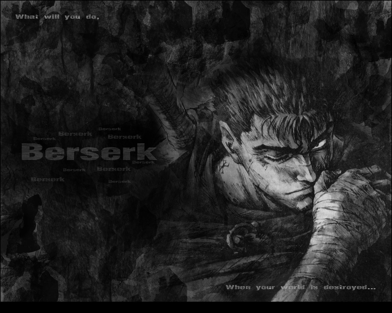 High resolution Berserk hd 1280x1024 background ID:67753 for desktop