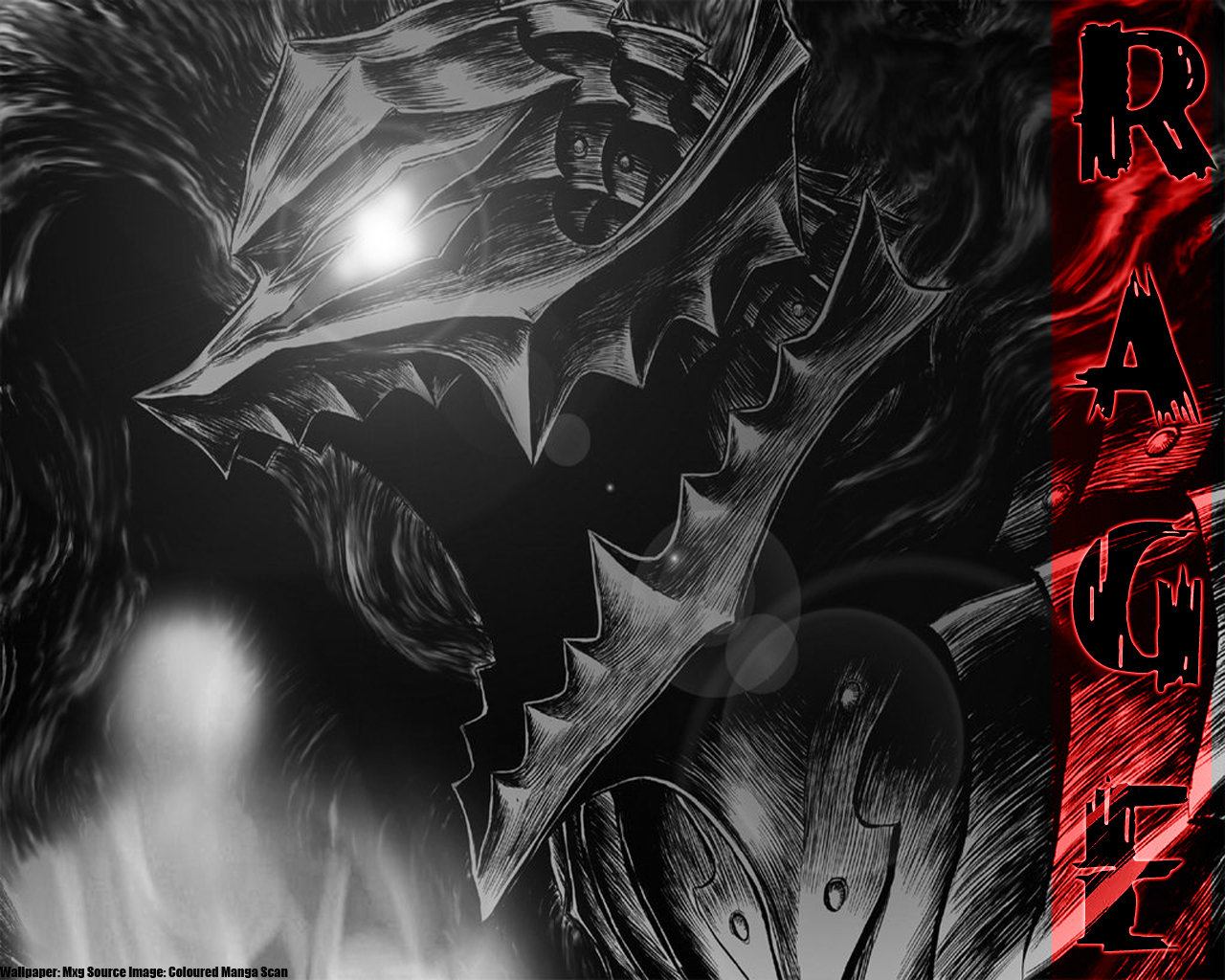 Download hd 1280x1024 Berserk PC background ID:67770 for free