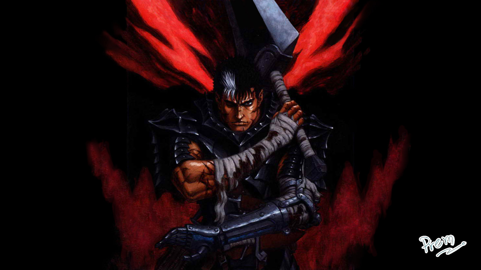Best Berserk background ID:67779 for High Resolution hd 1600x900 desktop