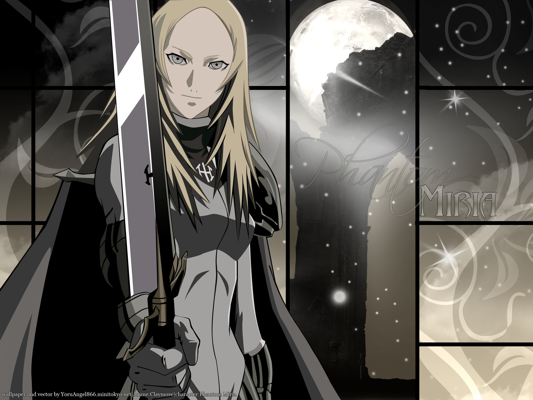 High resolution Claymore hd 2048x1536 background ID:351290 for computer