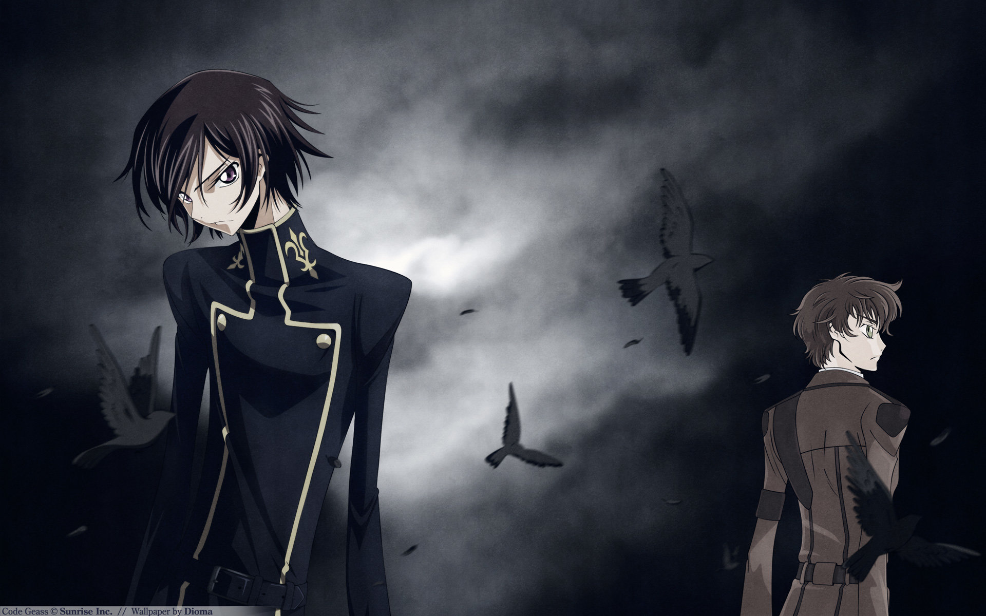 Best Code Geass background ID:43609 for High Resolution hd 1920x1200 computer