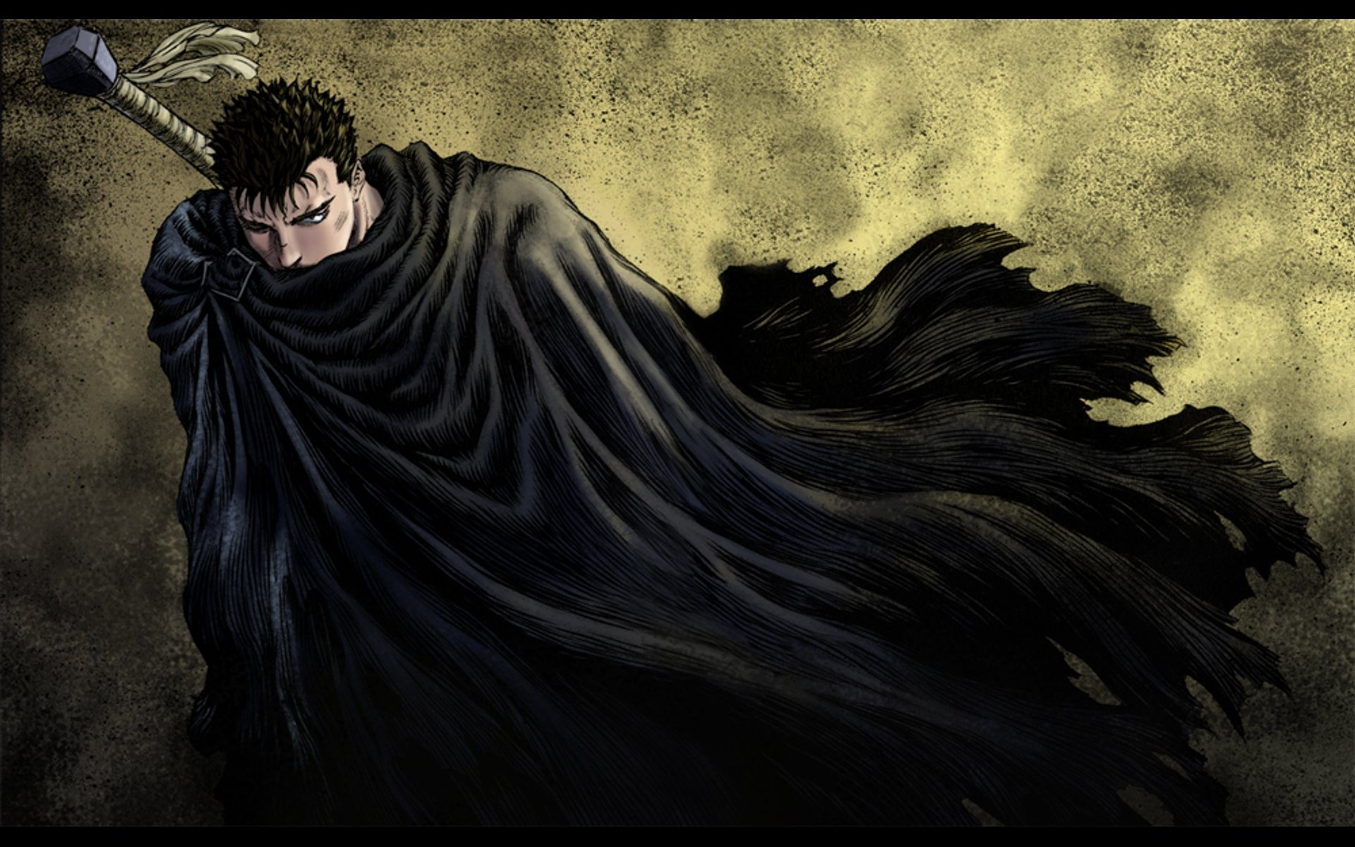 Guts Berserk Wallpapers Hd For Desktop Backgrounds