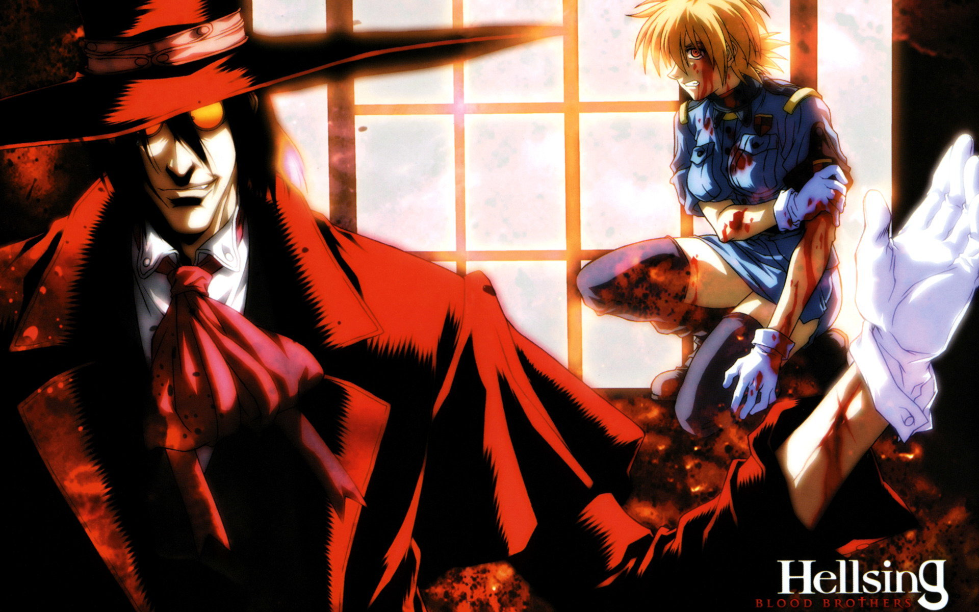 Awesome Hellsing free wallpaper ID:329521 for hd 1920x1200 PC