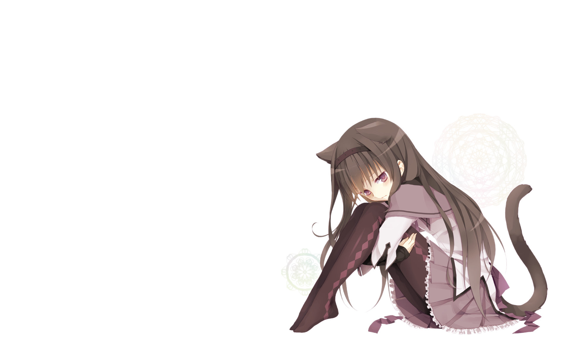 Awesome Homura Akemi free wallpaper ID:31727 for hd 1920x1200 desktop
