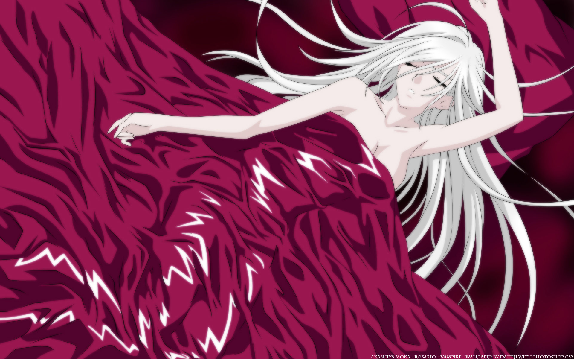 High resolution Rosario + Vampire hd 1920x1200 wallpaper ID:164642 for PC