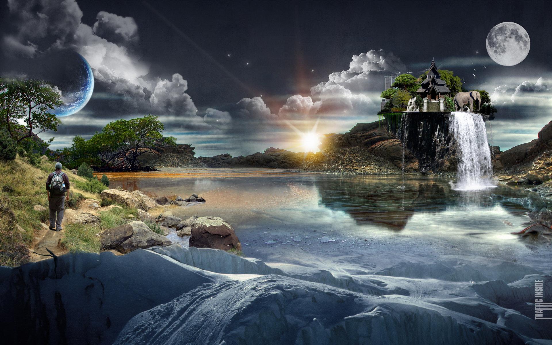 Surreal Wallpapers Hd For Desktop Backgrounds