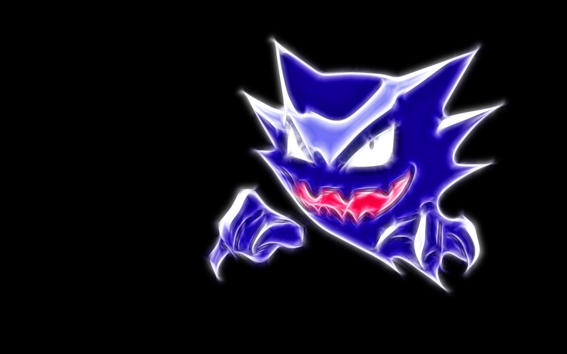 Free download Haunter (Pokemon) background ID:279319 hd 1920x1200 for PC