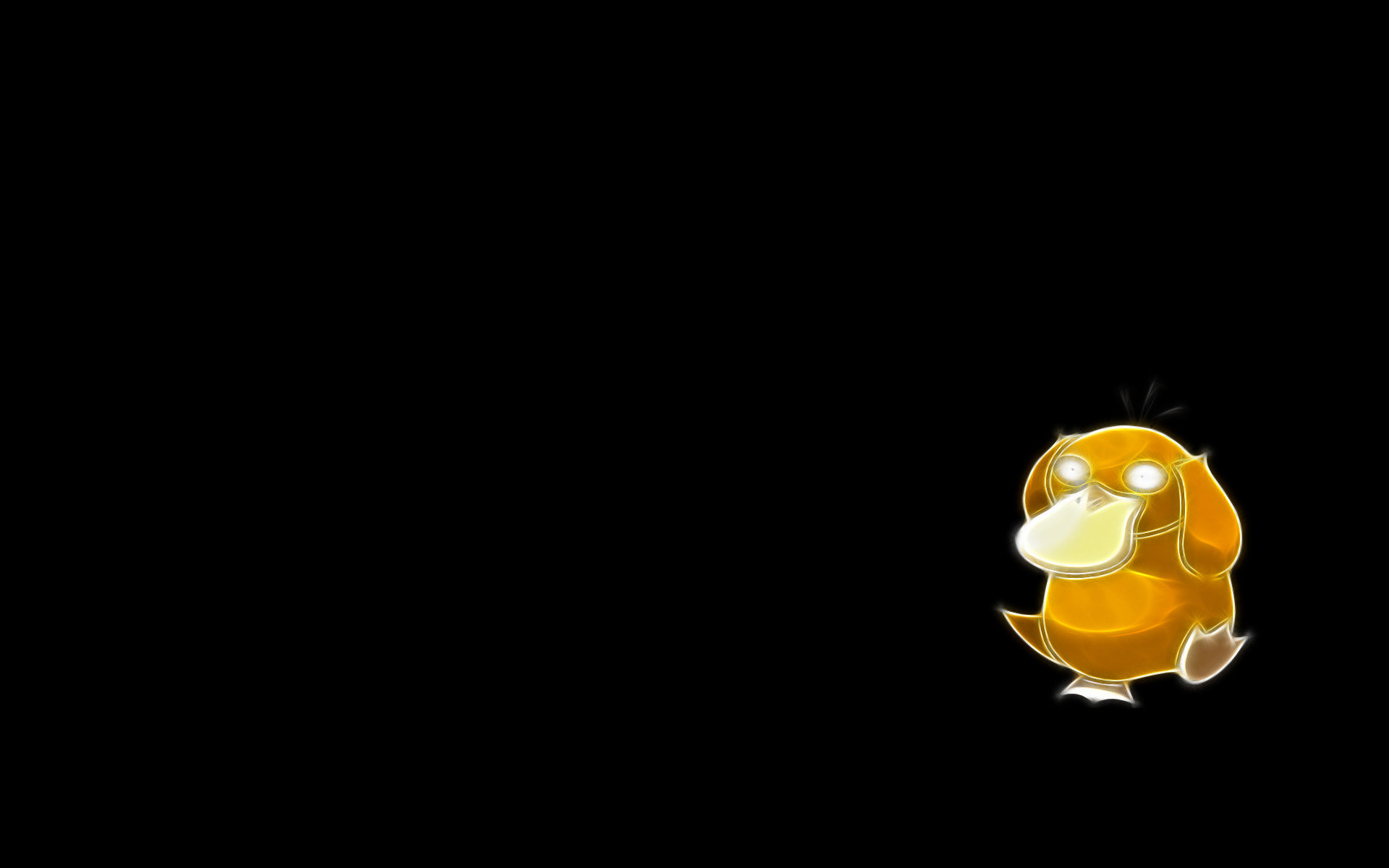 Download hd 1920x1200 Psyduck (Pokemon) computer wallpaper ID:278884 for free