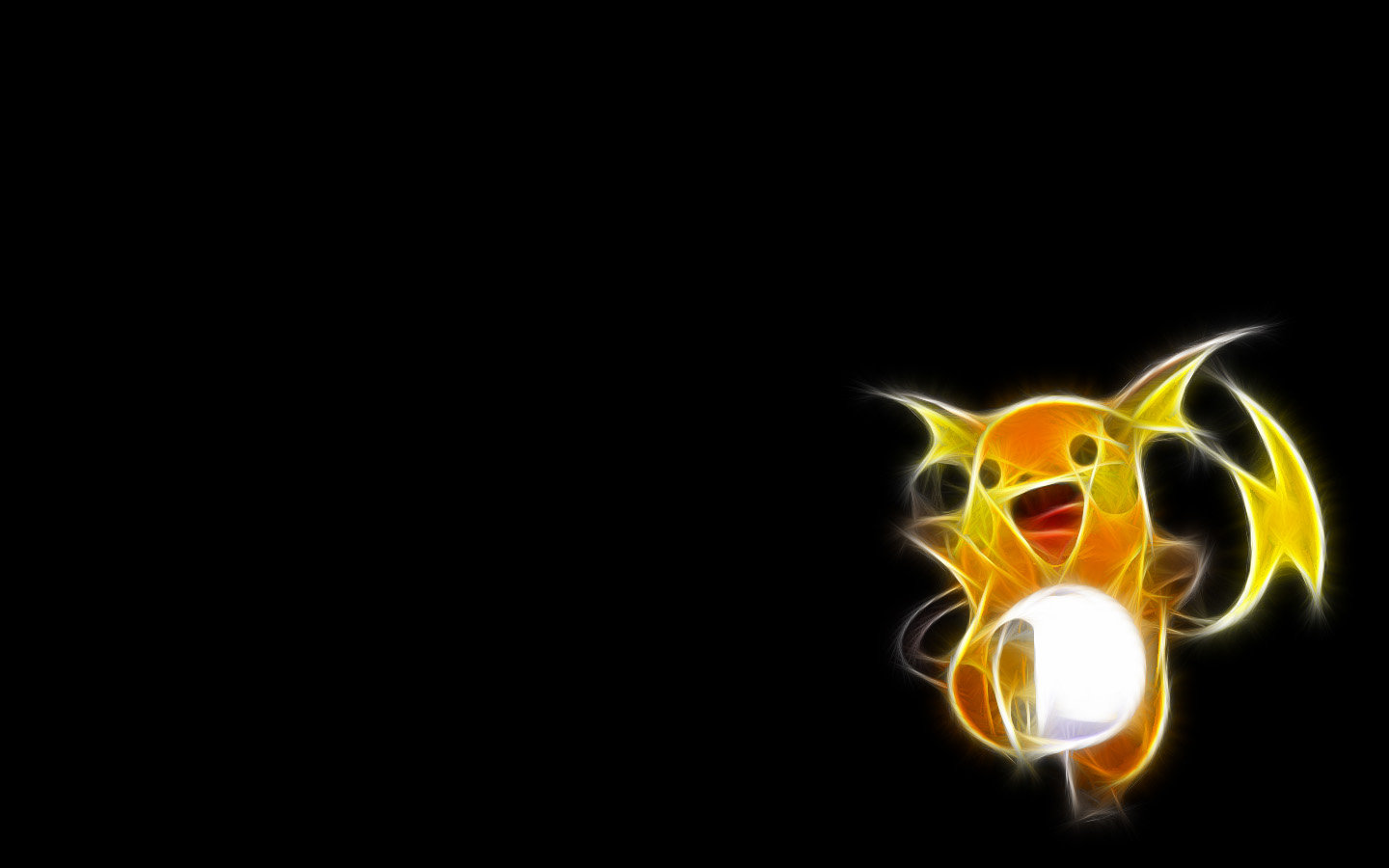 Best Raichu (Pokemon) background ID:278580 for High Resolution hd 1440x900 PC
