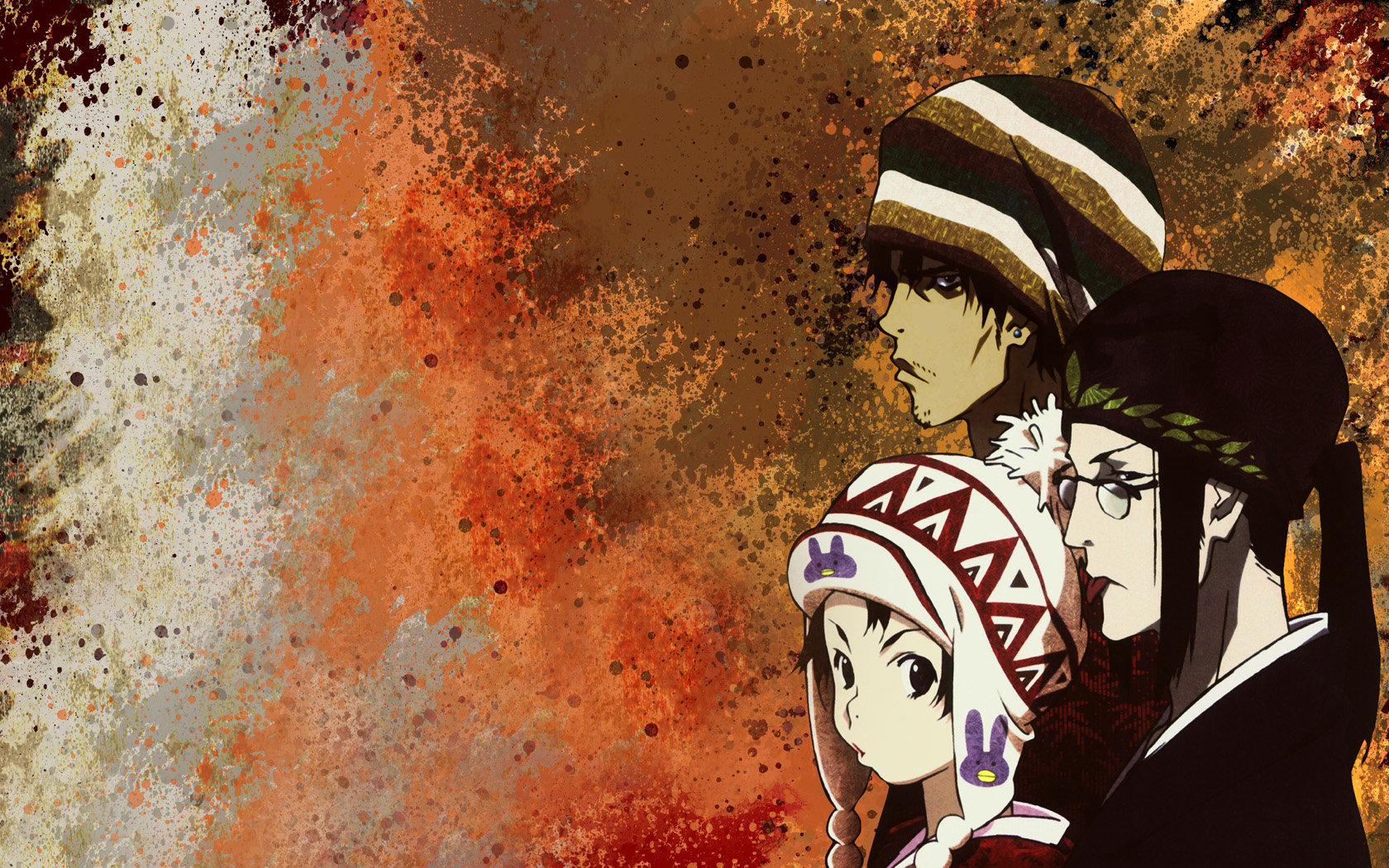 Awesome Samurai Champloo free wallpaper ID:341912 for hd 1680x1050 desktop