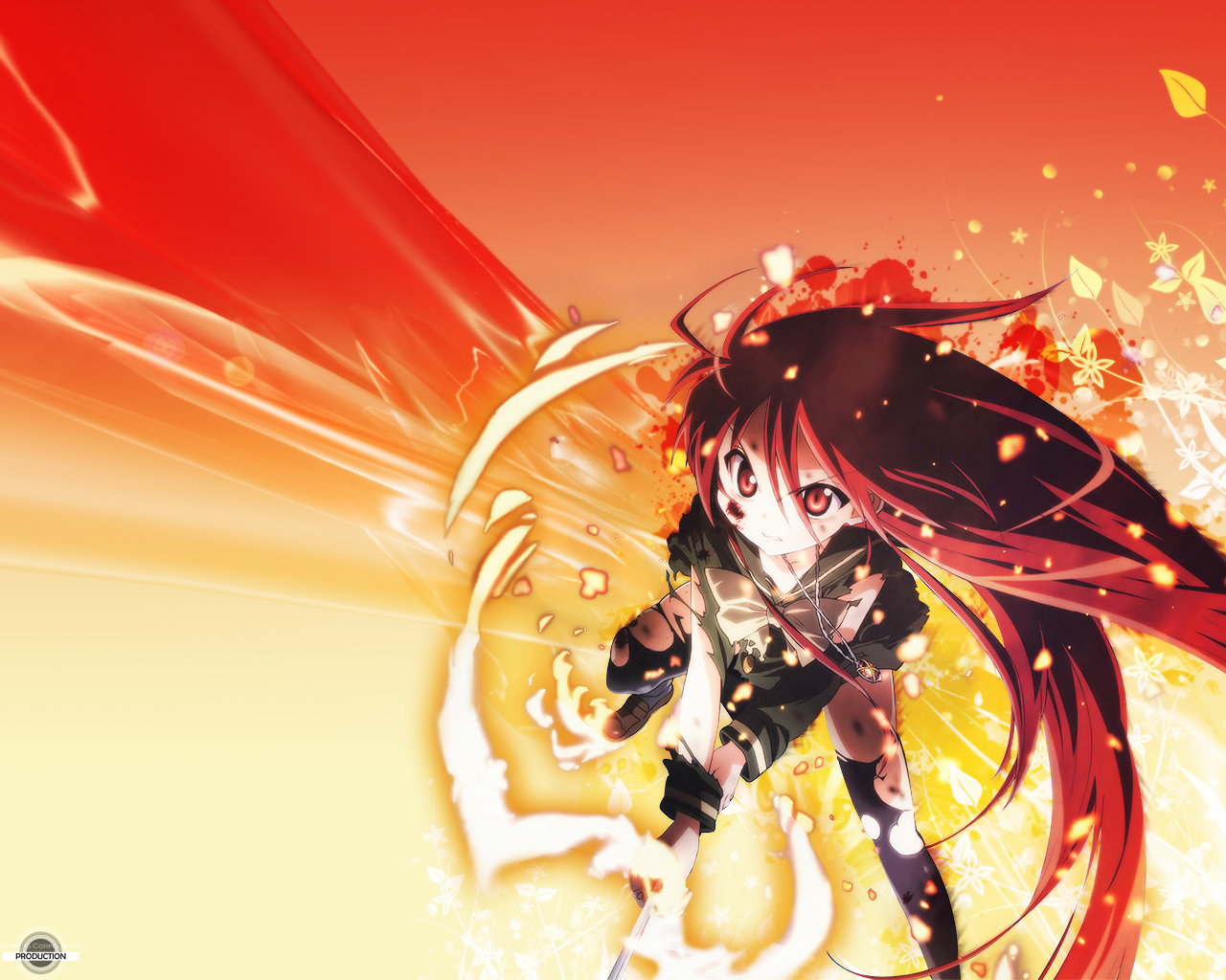 Awesome Shakugan No Shana free background ID:284603 for hd 1280x1024 computer