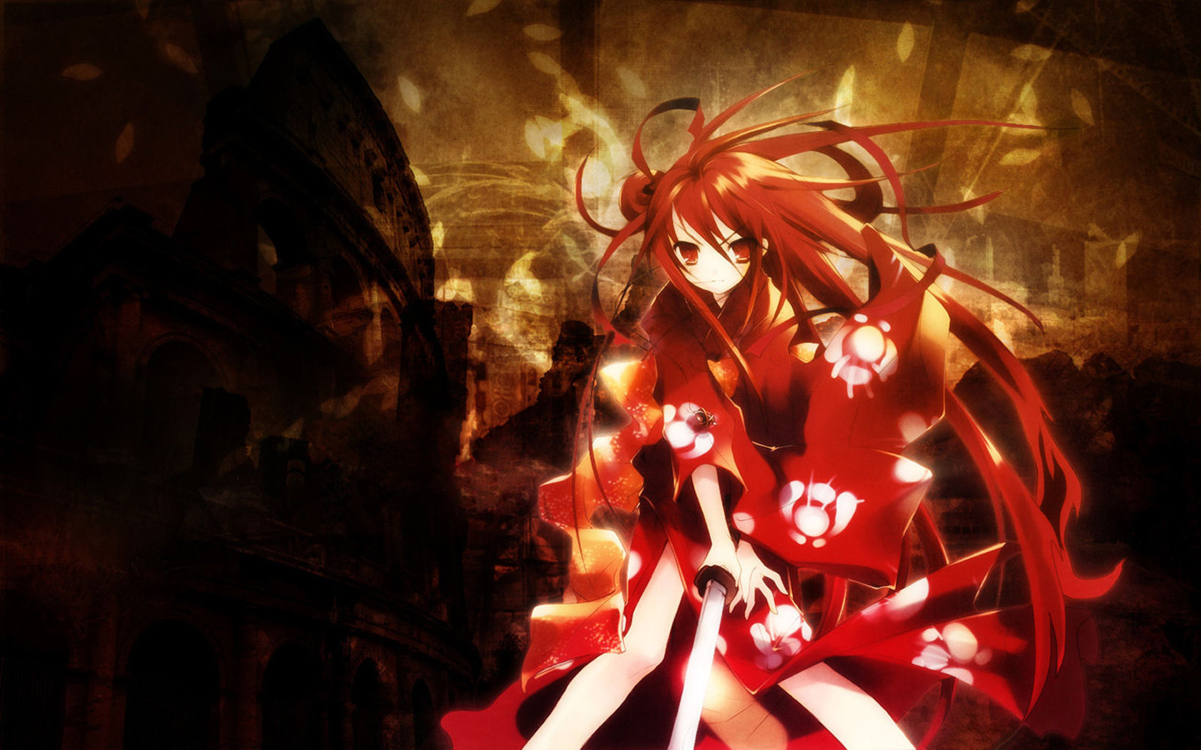 Awesome Shakugan No Shana free background ID:284648 for hd 1680x1050 desktop