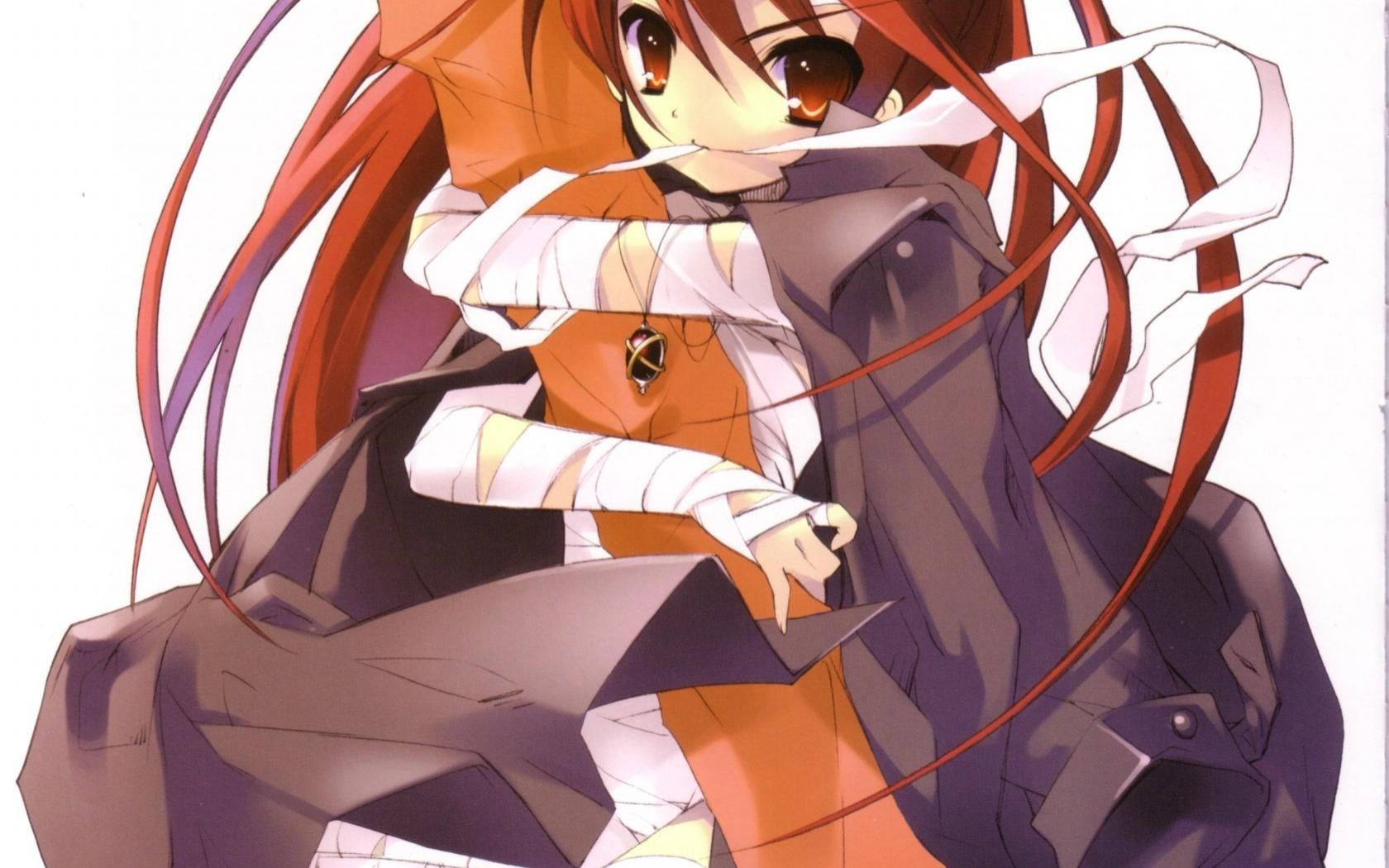 Download hd 1680x1050 Shakugan No Shana PC background ID:284655 for free
