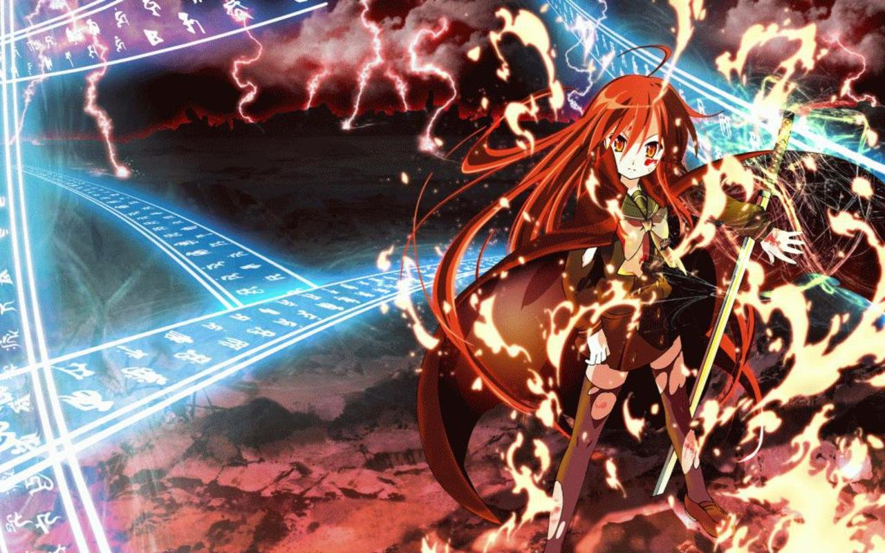 Free download Shakugan No Shana wallpaper ID:284575 hd 1280x800 for PC