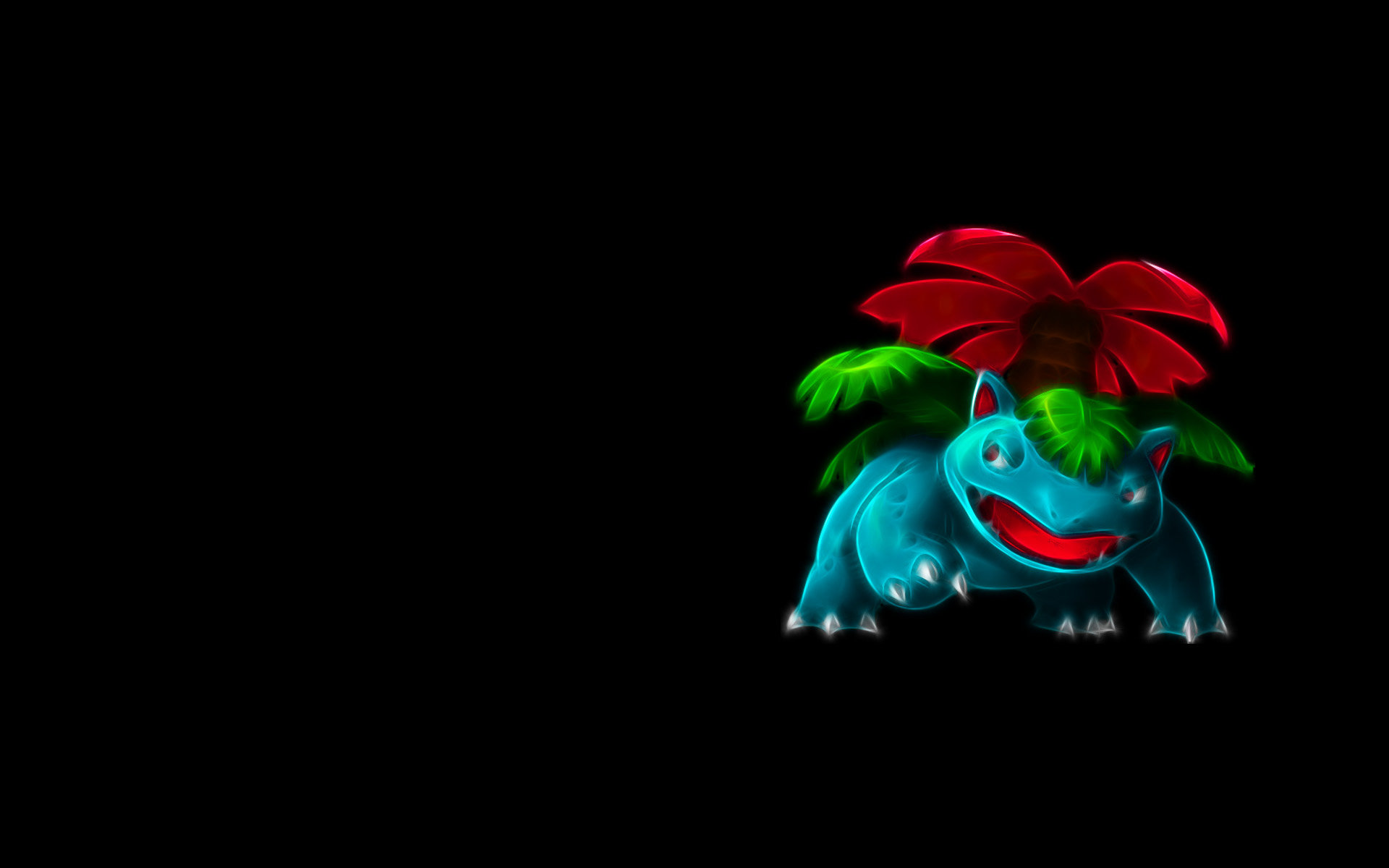 Download hd 1920x1200 Venusaur (Pokemon) PC background ID:279893 for free