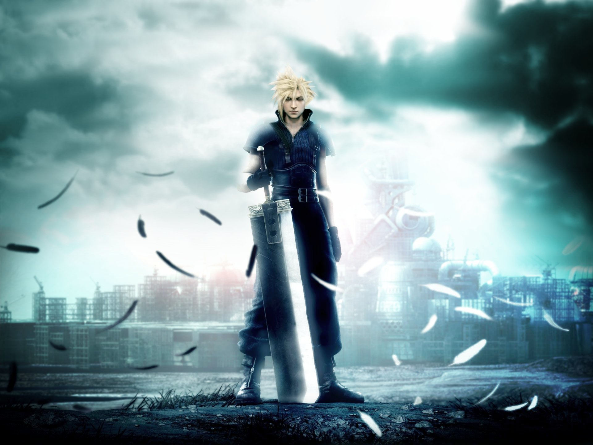 Awesome Final Fantasy 7 (VII) Advent Children free background ID:226956 for hd 1920x1440 desktop
