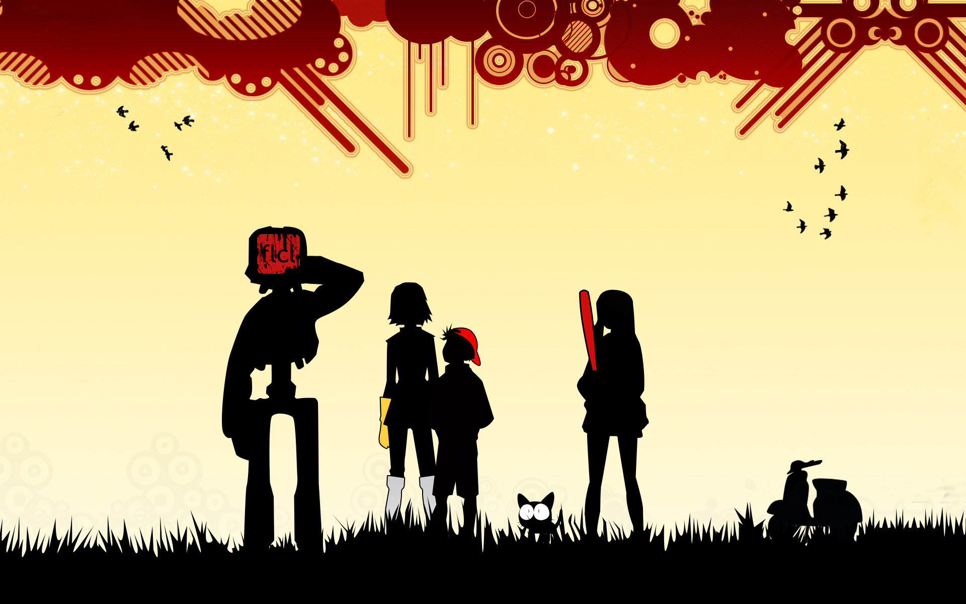 High resolution FLCL hd 1920x1200 background ID:339496 for desktop