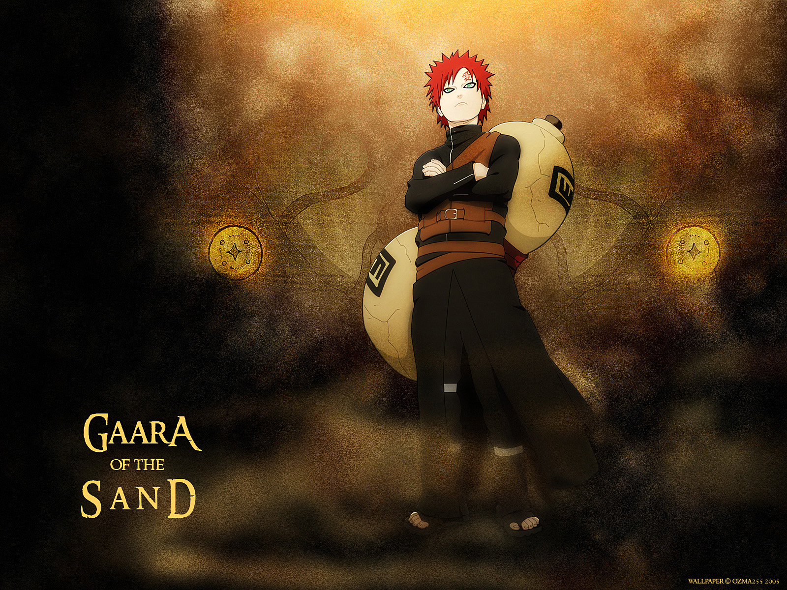 High resolution Gaara (Naruto) hd 1600x1200 background ID:396684 for desktop
