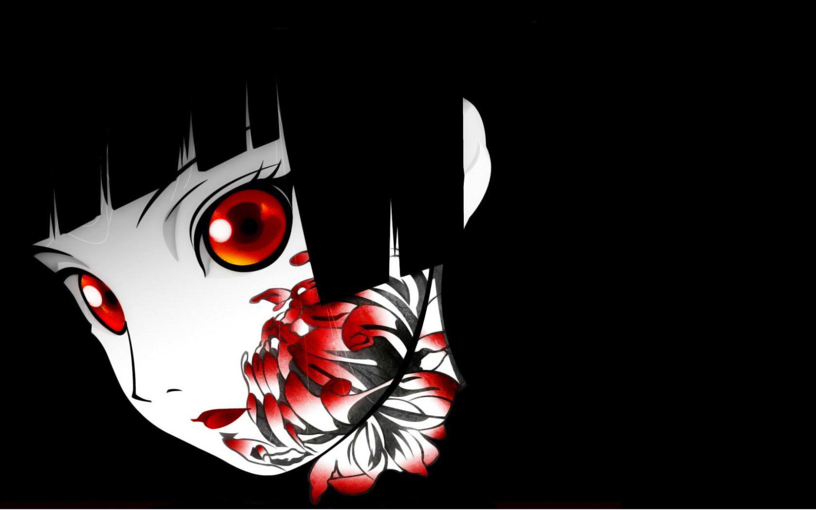 Free download Jigoku Shojo wallpaper ID:354011 hd 1680x1050 for desktop