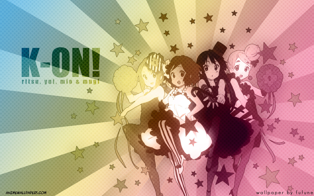 Free download K-ON! wallpaper ID:213211 hd 1280x800 for computer