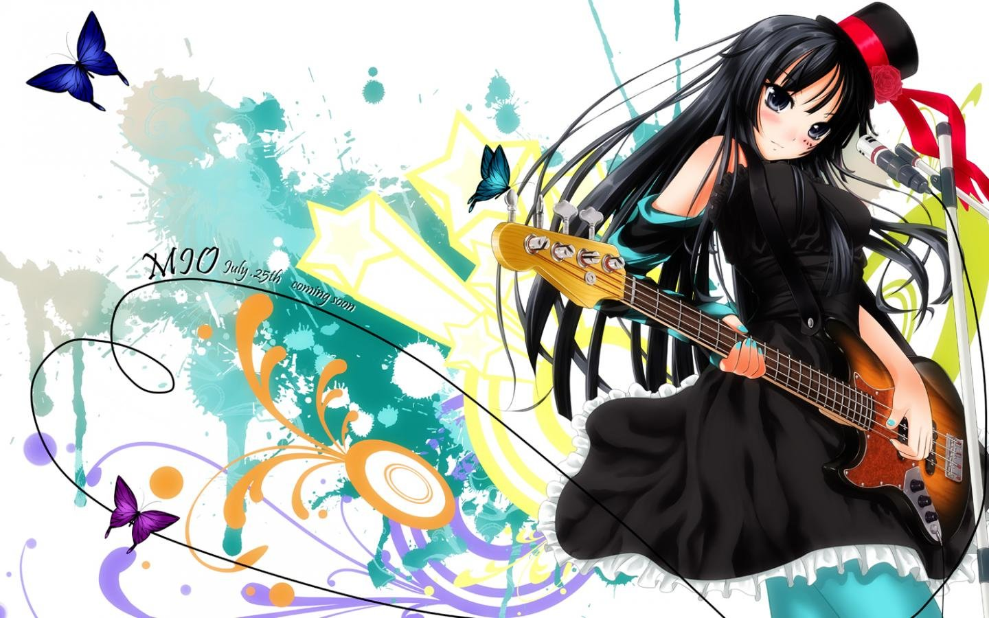 High resolution K-ON! hd 1440x900 wallpaper ID:213206 for computer