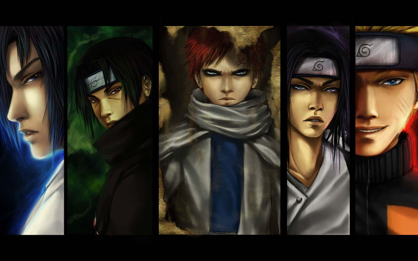 Best Naruto background ID:396354 for High Resolution hd 1680x1050 PC