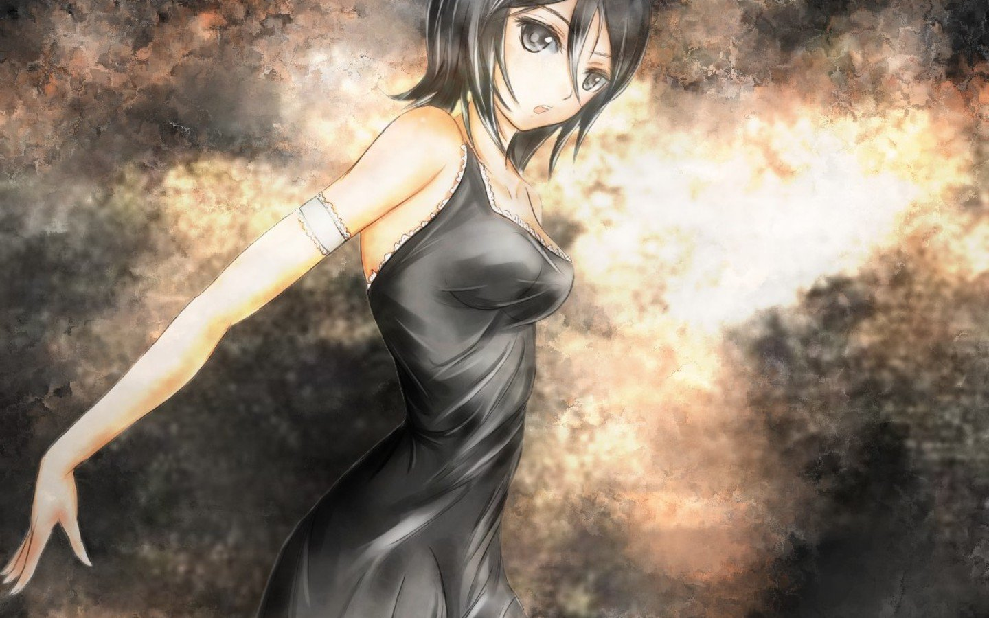 Awesome Rukia Kuchiki free background ID:419354 for hd 1440x900 PC