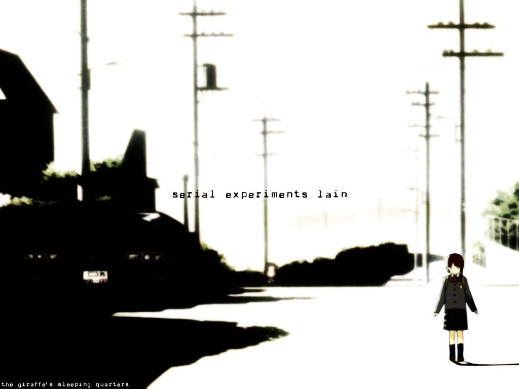 Awesome Serial Experiments Lain free background ID:127905 for hd 1024x768 computer