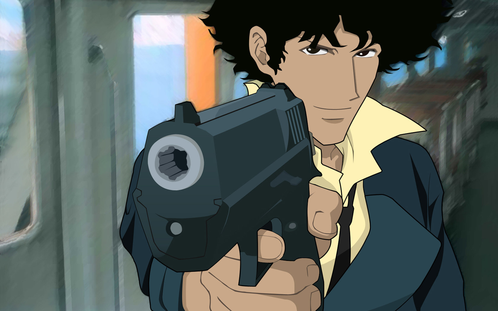Best Spike Spiegel wallpaper ID:54278 for High Resolution hd 1680x1050 desktop