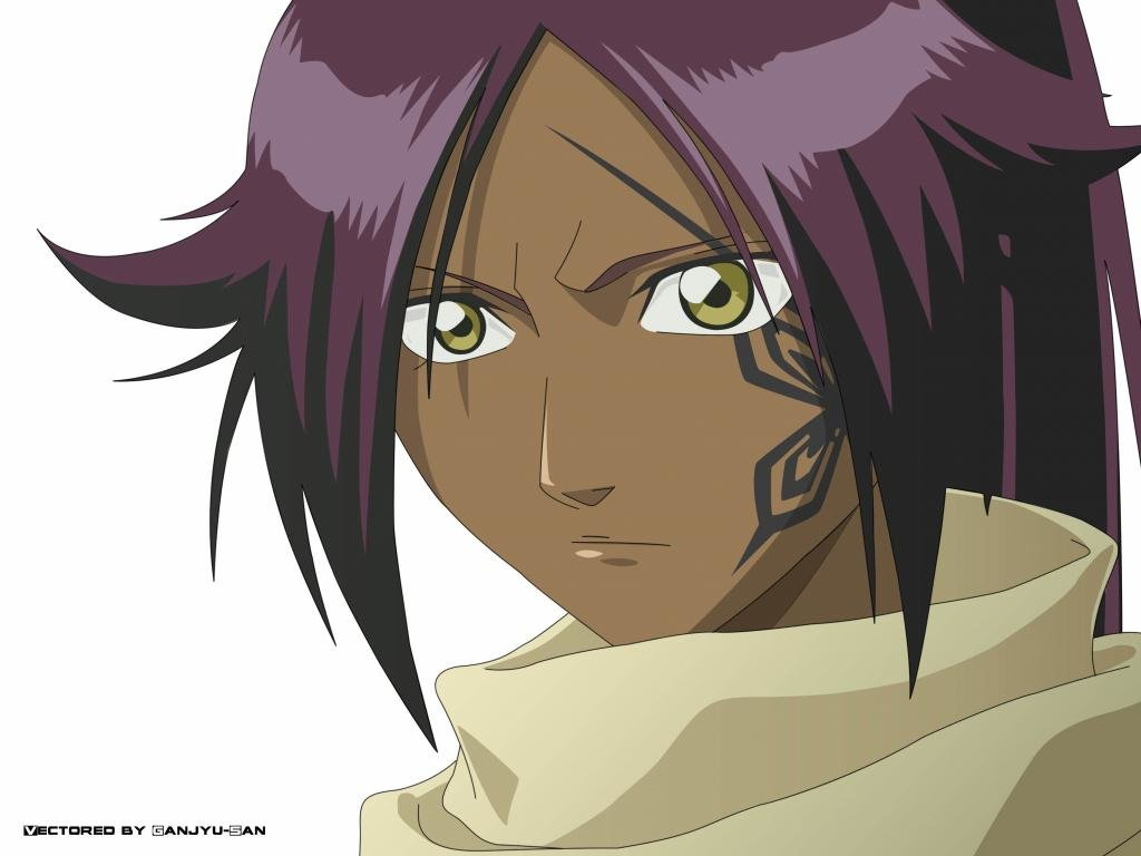 Best Yoruichi Shihoin background ID:416519 for High Resolution hd 1024x768 desktop