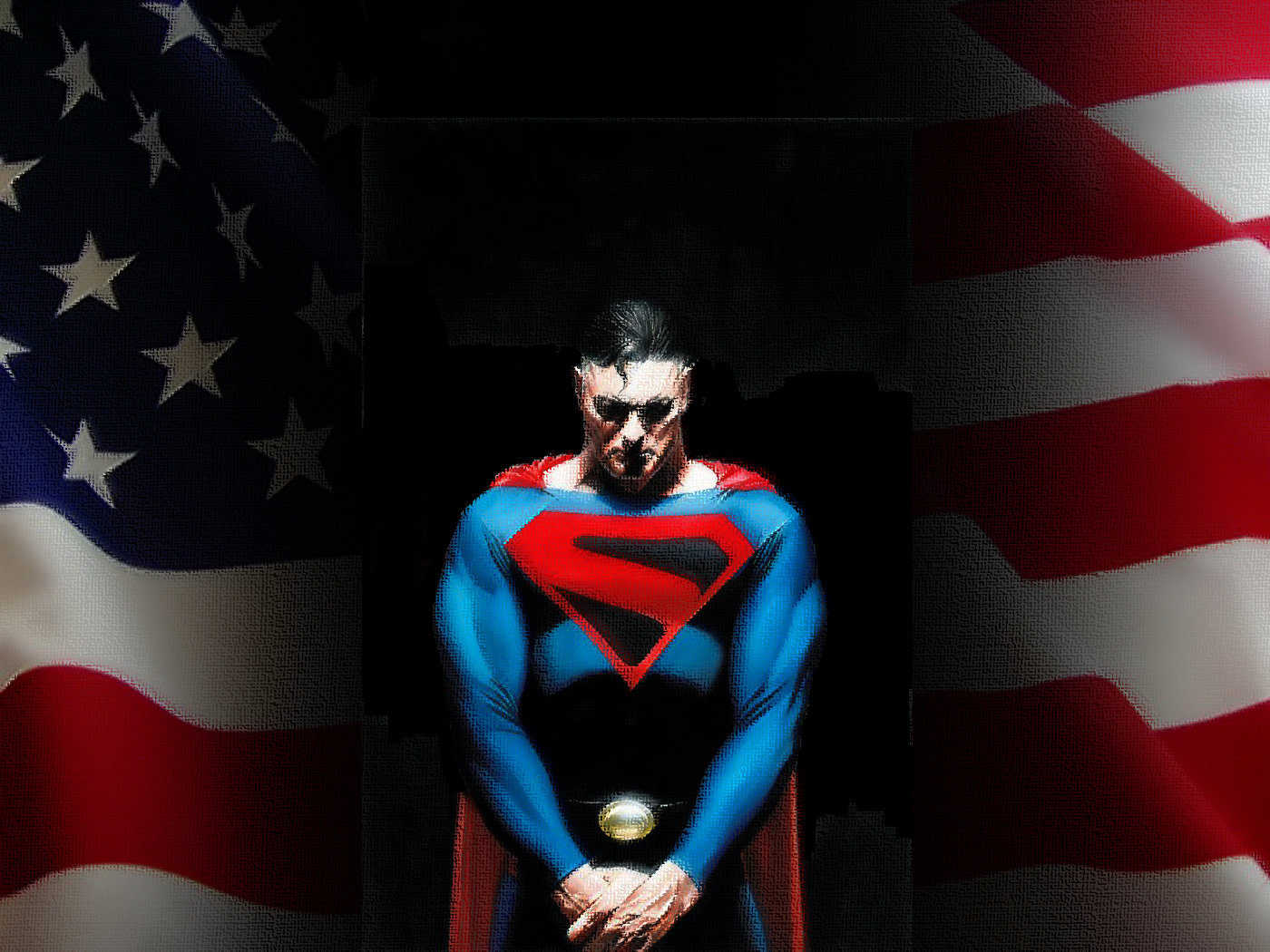 Free Superman high quality background ID:456496 for hd 1400x1050 computer