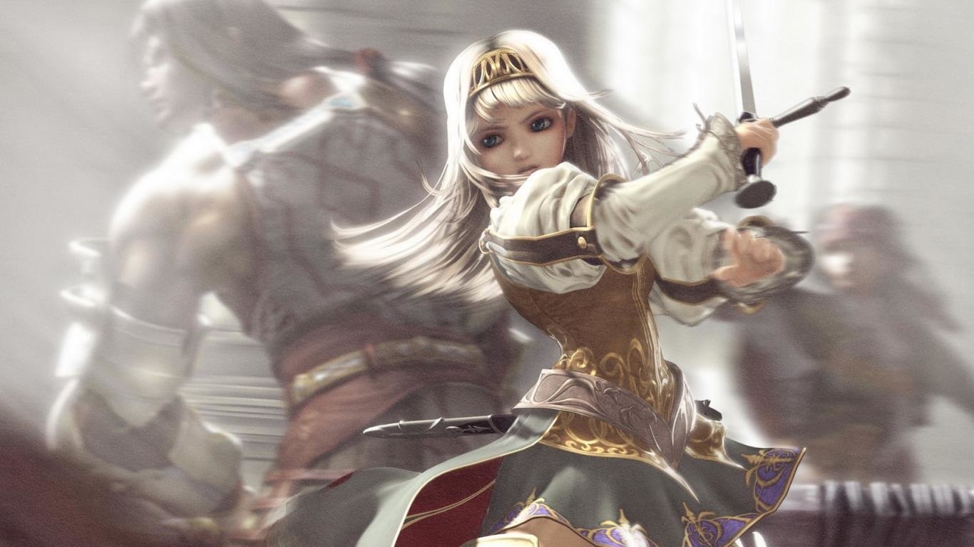 High resolution Valkyrie Profile hd 1366x768 background ID:94931 for desktop
