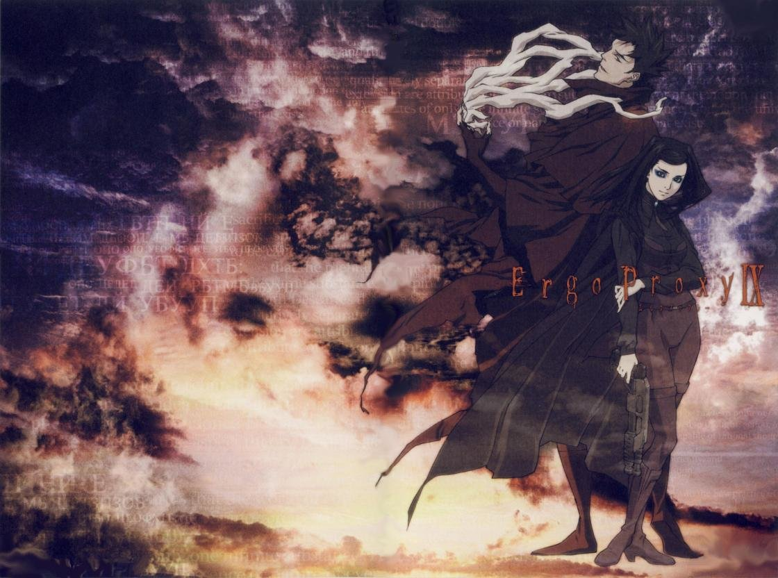 High resolution Ergo Proxy hd 1120x832 background ID:156804 for desktop