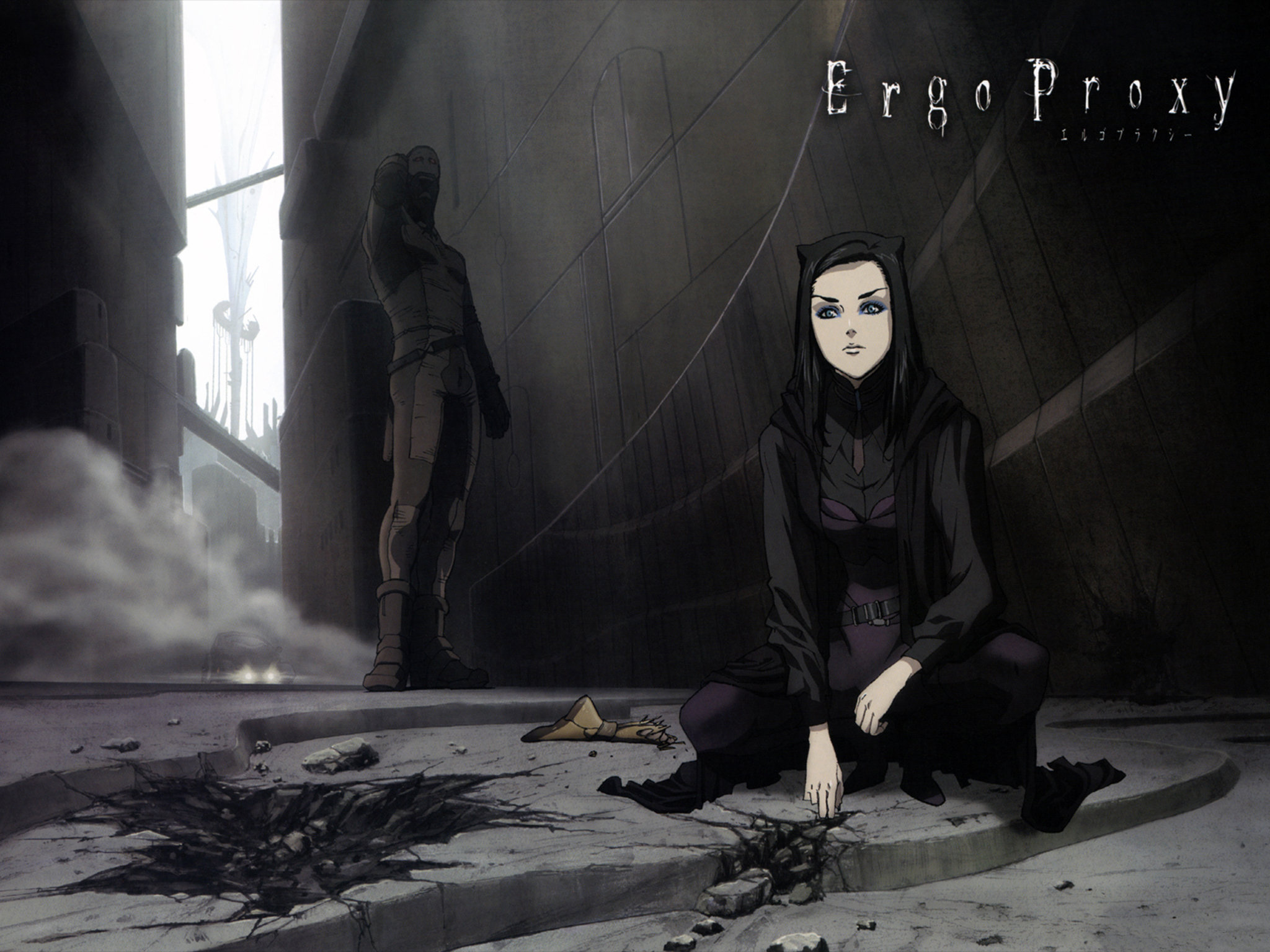 Free download Ergo Proxy wallpaper ID:156803 hd 2048x1536 for computer