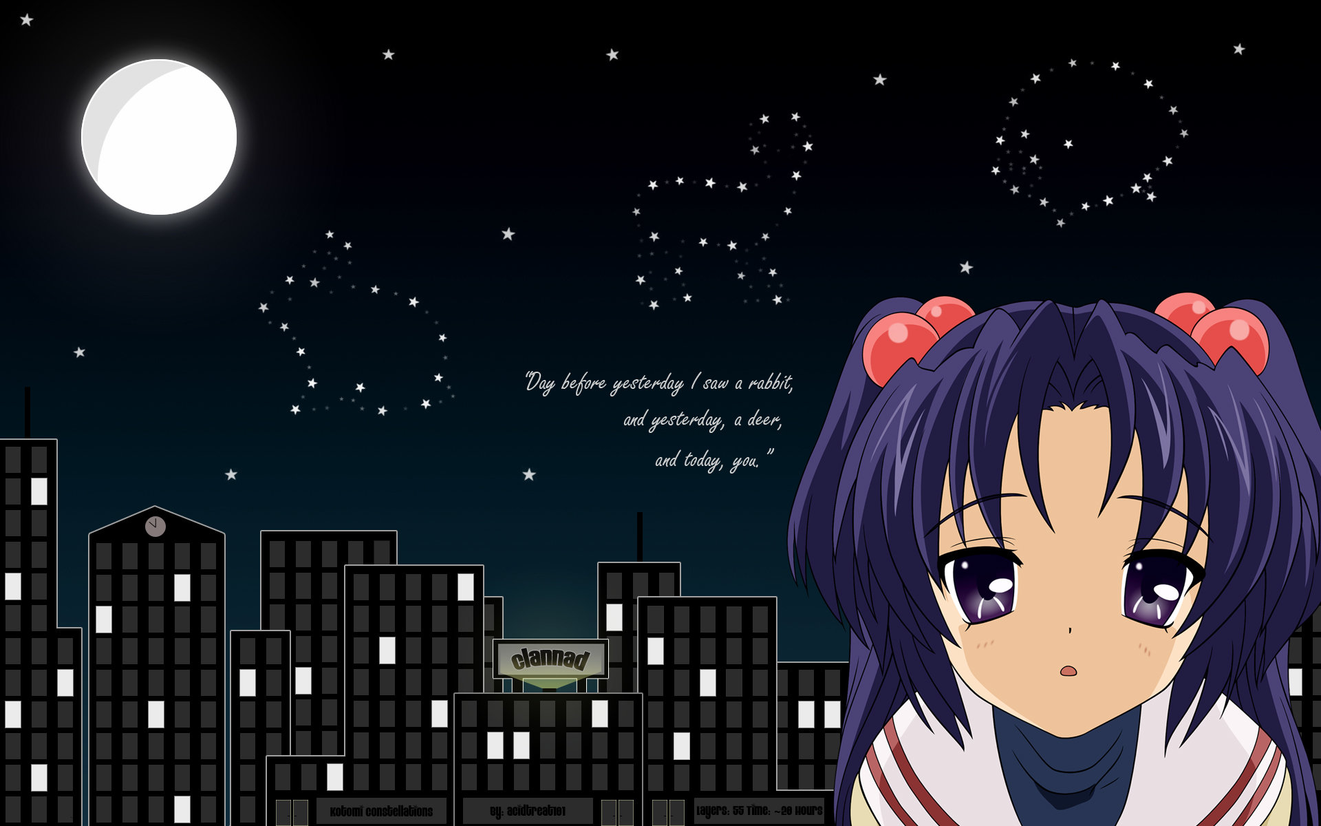 Awesome Kotomi Ichinose free wallpaper ID:318303 for hd 1920x1200 desktop
