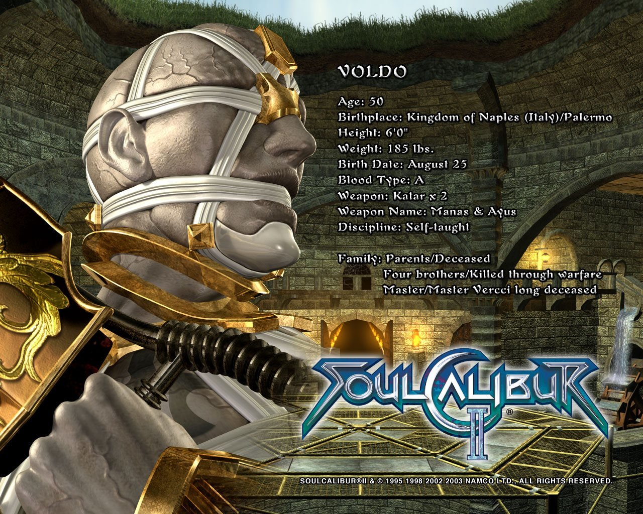 Best Soulcalibur wallpaper ID:246545 for High Resolution hd 1280x1024 PC