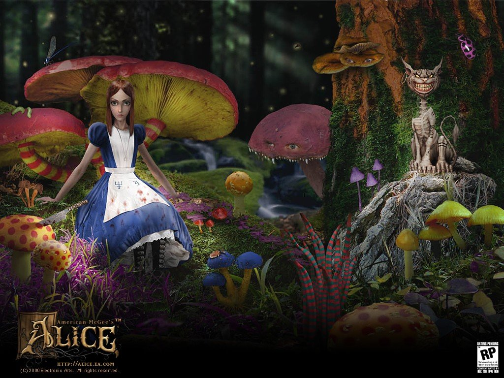 High resolution Alice: Madness Returns hd 1024x768 background ID:27547 for PC