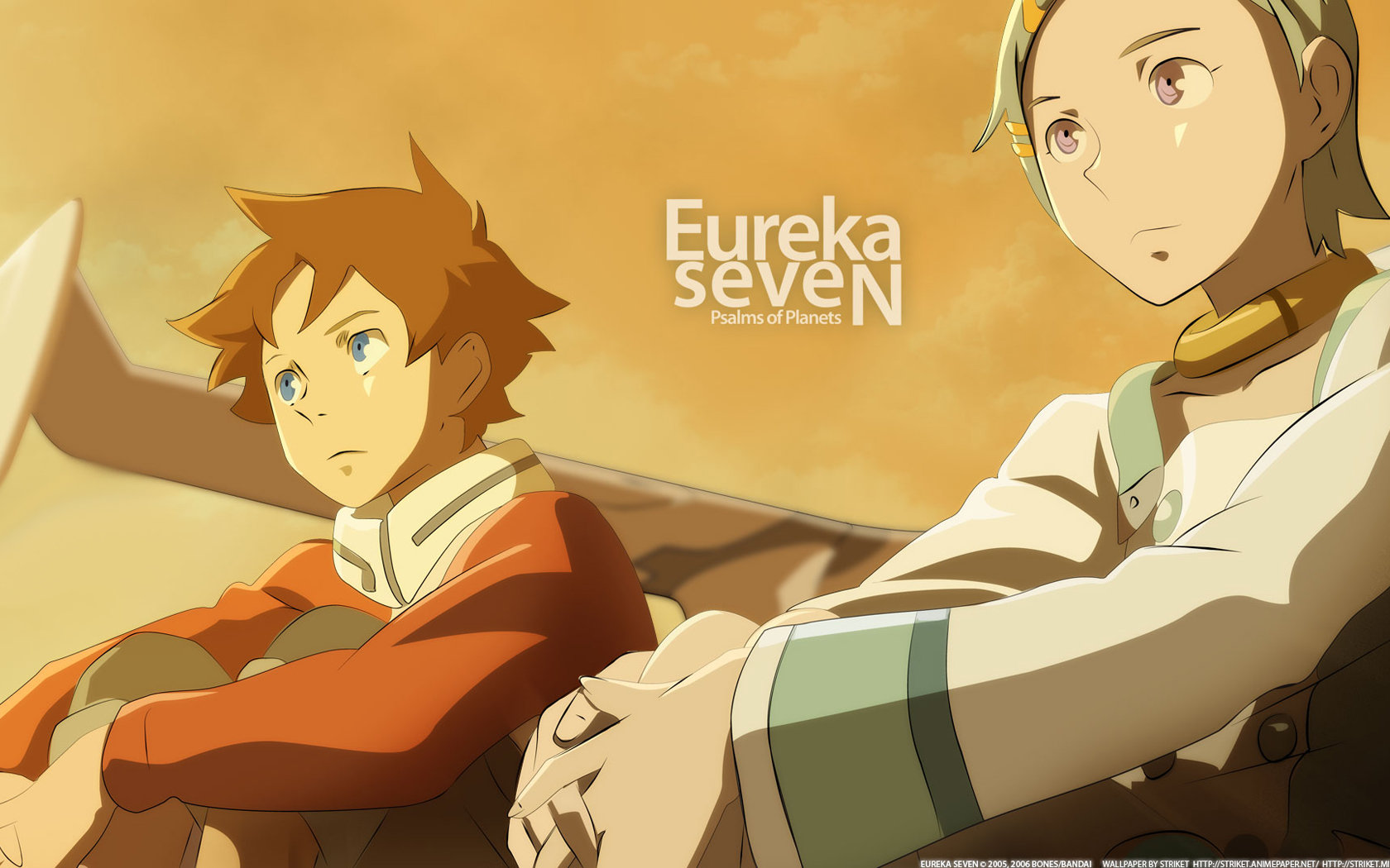 Free download Eureka Seven wallpaper ID:281235 hd 1680x1050 for computer
