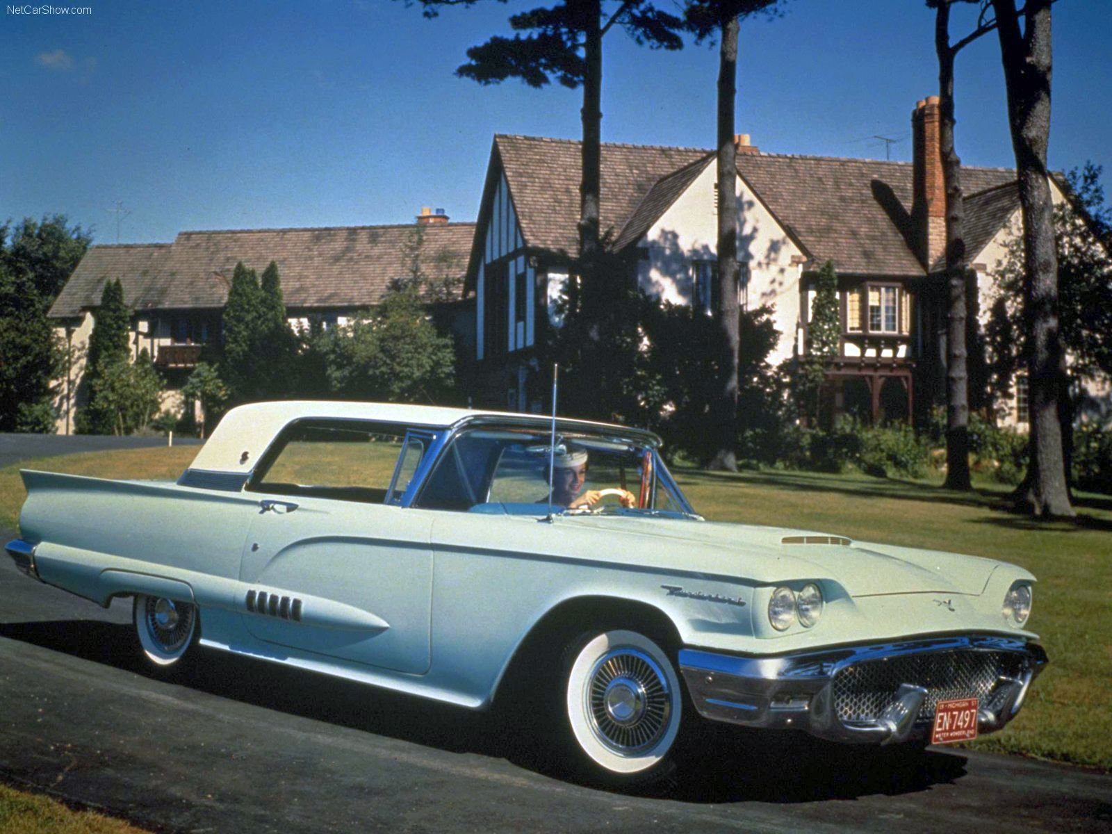 High Resolution Ford Thunderbird Hd 1600x1200 Wallpaper ID6899 For Computer