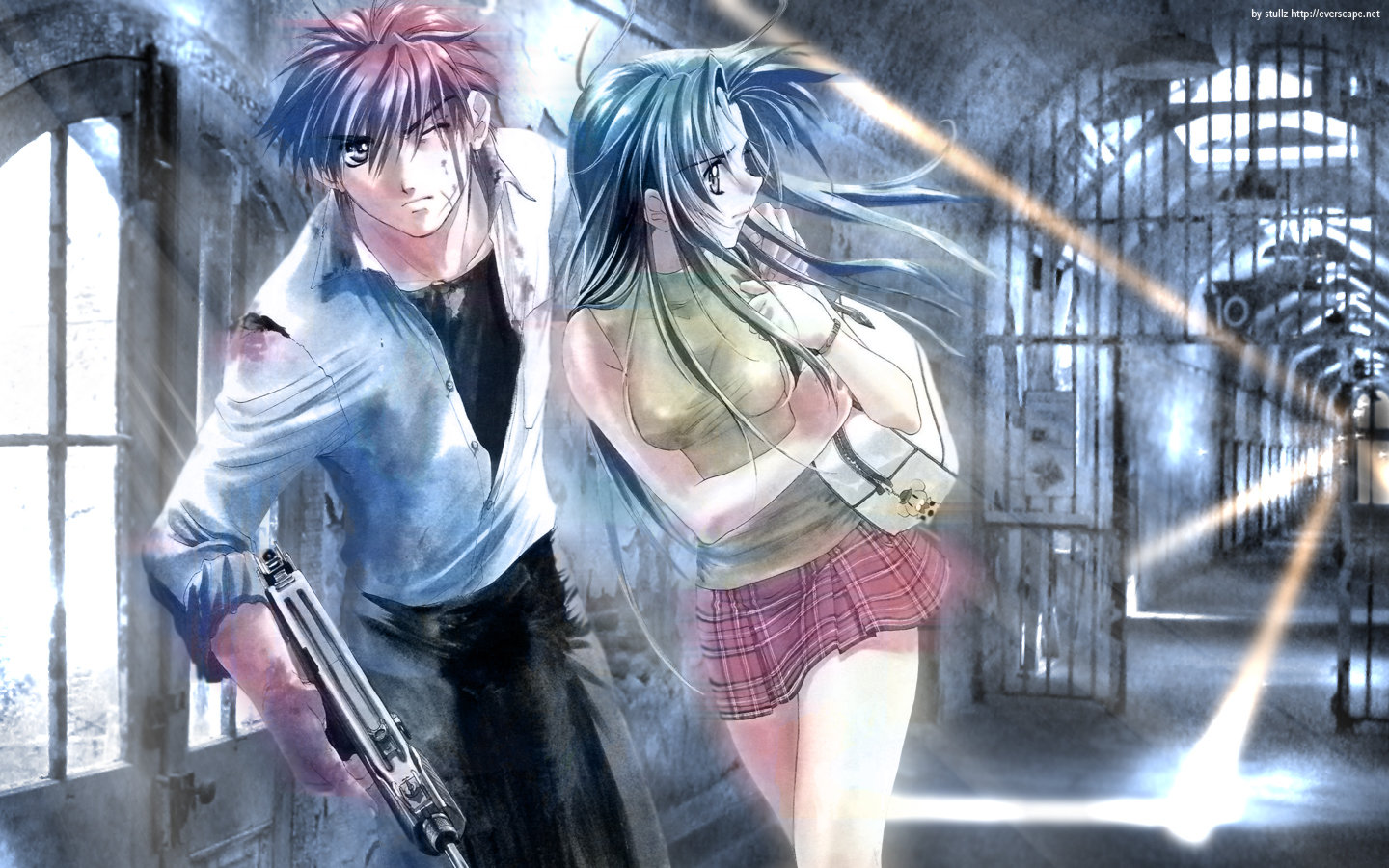 Awesome Full Metal Panic! free wallpaper ID:410932 for hd 1440x900 desktop