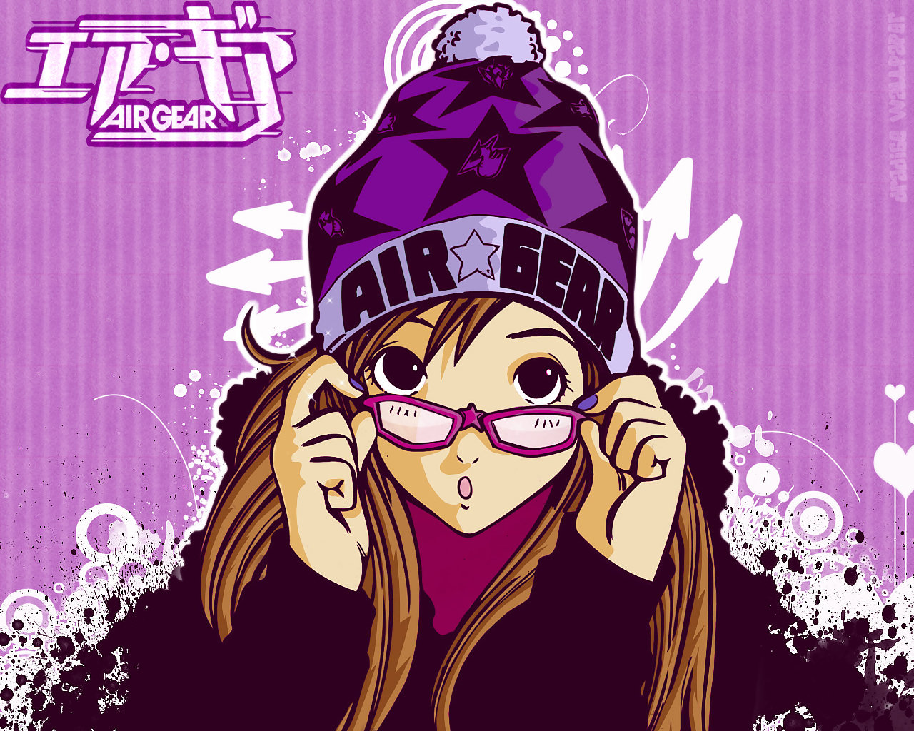 Awesome Air Gear free wallpaper ID:84764 for hd 1280x1024 PC