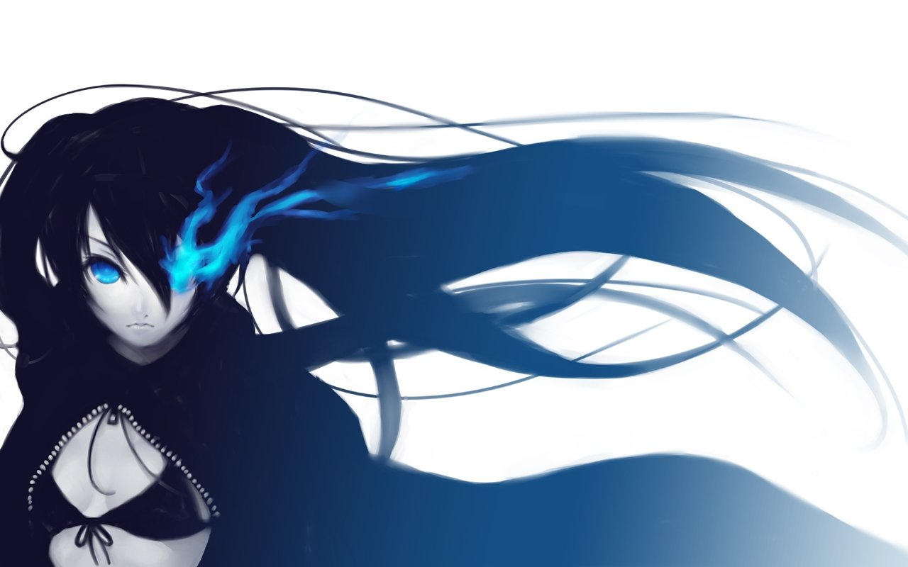 Free Black Rock Shooter high quality background ID:454966 for hd 1280x800 desktop