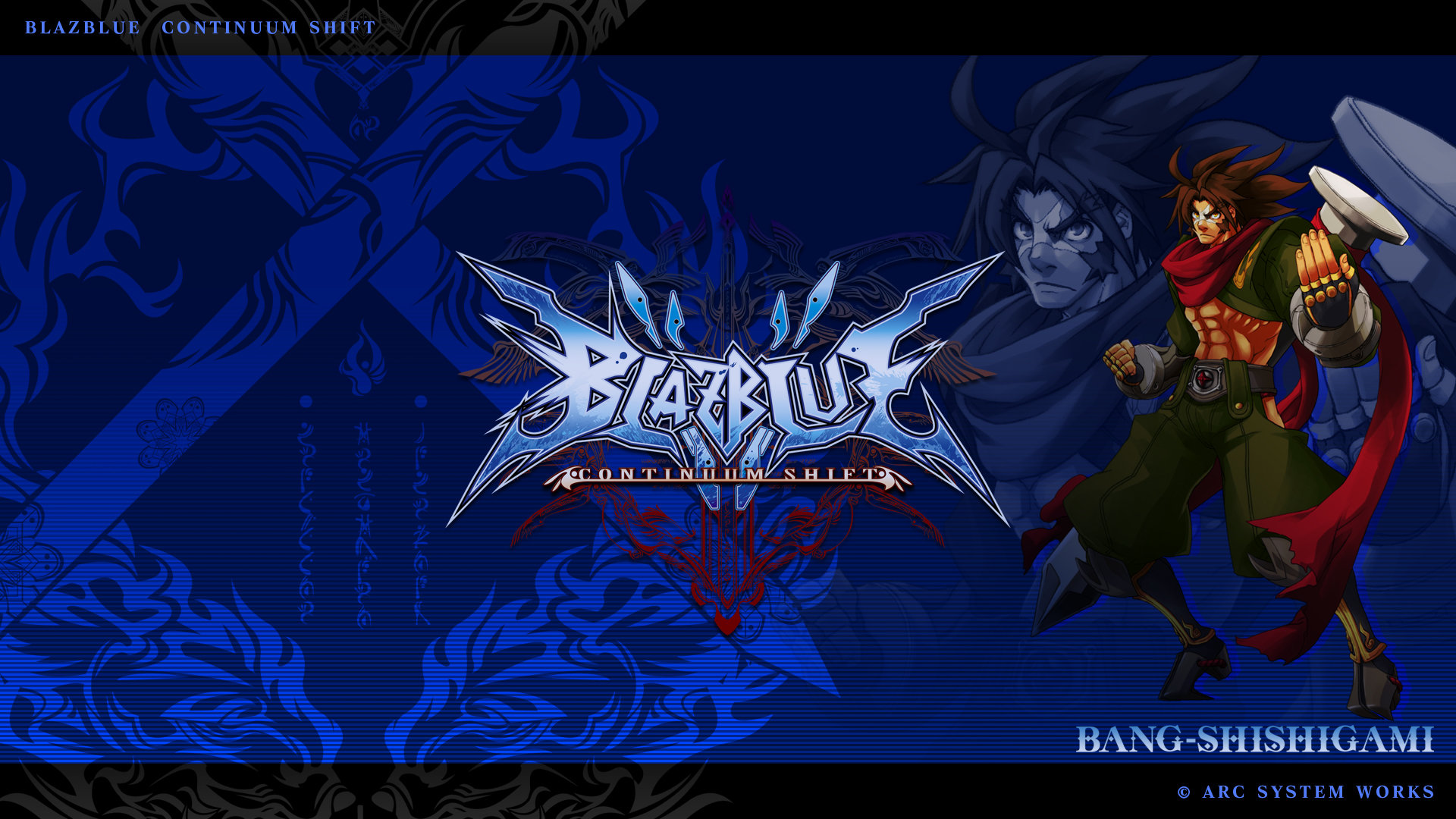Download 1080p Blazblue computer background ID:75218 for free