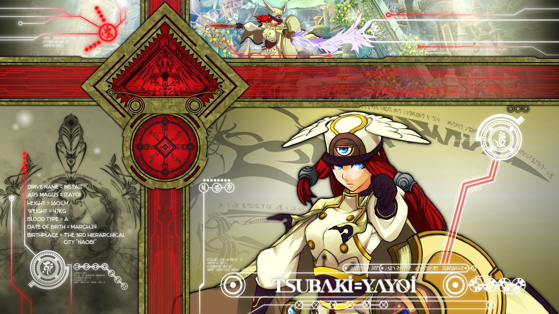 Free download Blazblue background ID:75225 full hd 1080p for computer