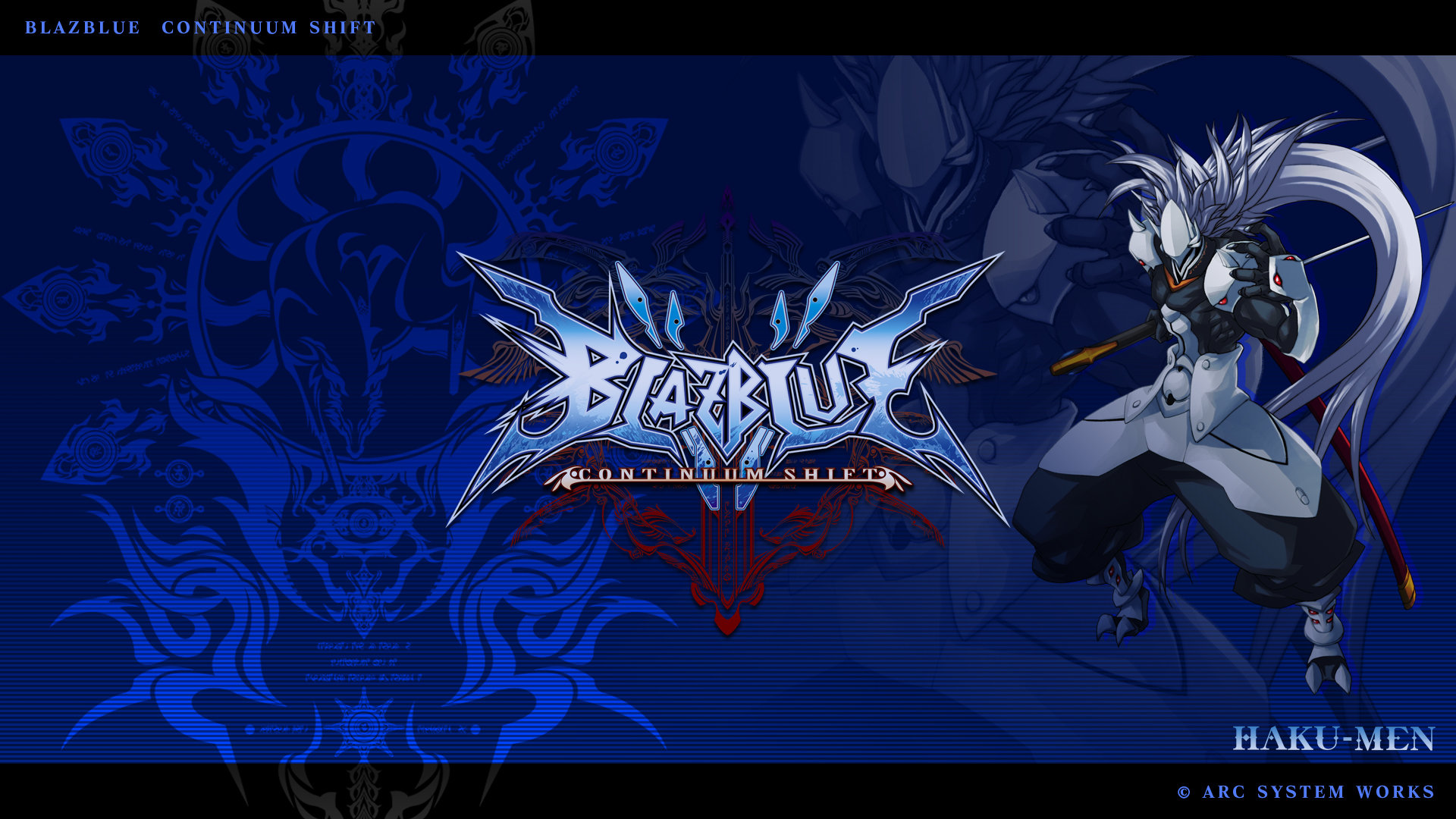 Free Blazblue high quality background ID:75228 for full hd computer