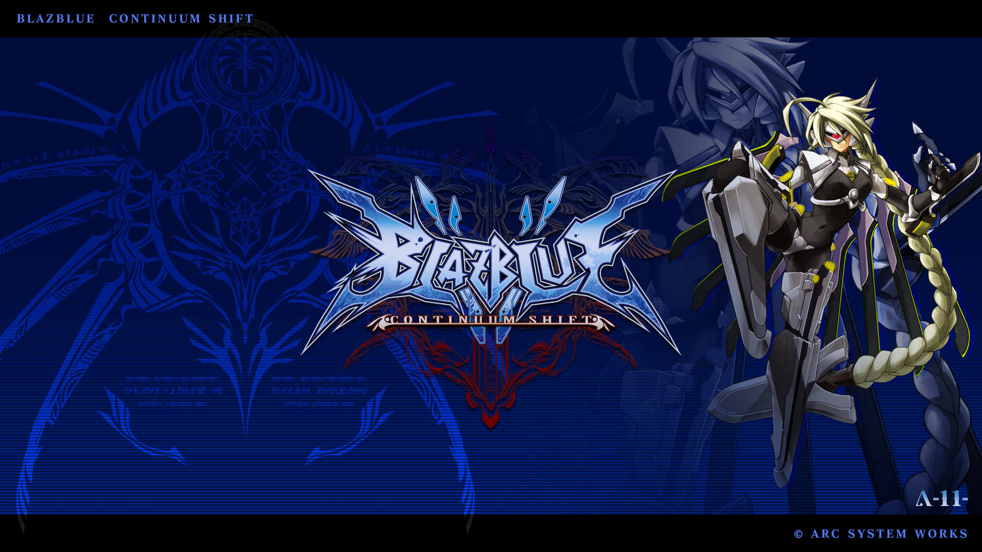 Download full hd 1080p Blazblue computer wallpaper ID:75223 for free