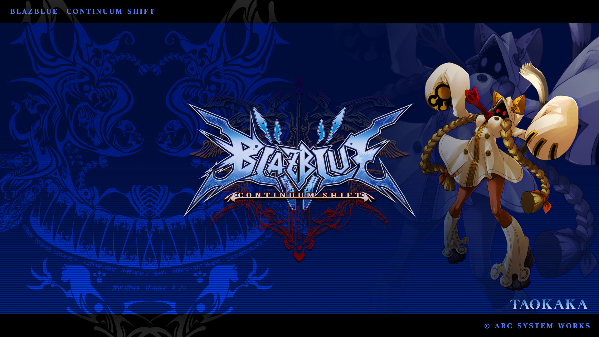 Free Blazblue high quality wallpaper ID:75221 for full hd 1920x1080 PC