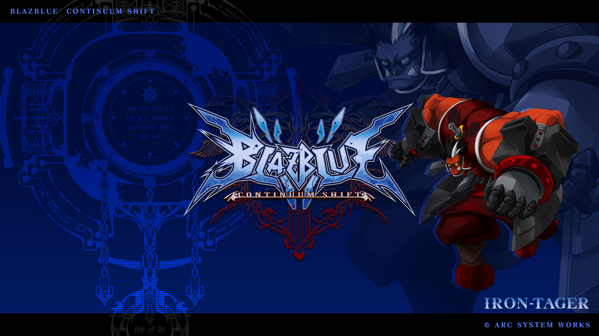 Download hd 1920x1080 Blazblue desktop wallpaper ID:75206 for free
