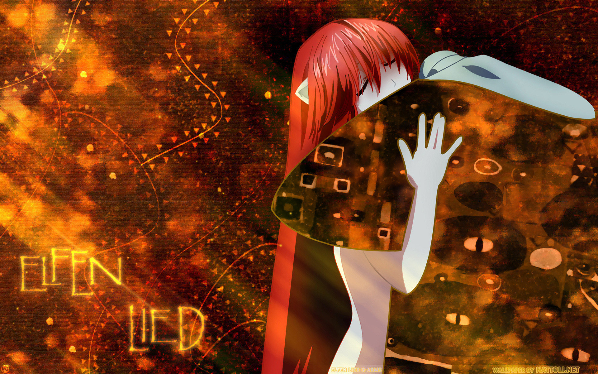 Awesome Elfen Lied free wallpaper ID:384195 for hd 1920x1200 PC